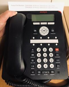 Ip Desk Phone Avaya 1608 D01a 003 New In Box