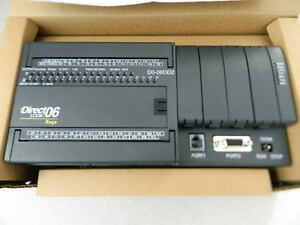 New Automation Direct Plc Direct Logic Koyo D0 06dd2 Processor