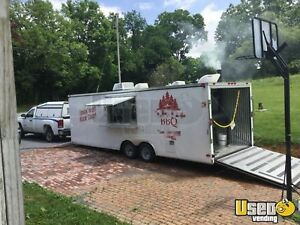 2017 8 5 X 26 Bbq Concession Trailer For Sale In Florida