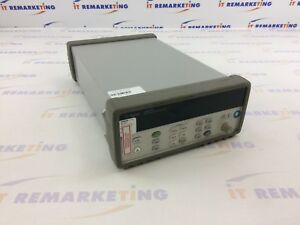 Agilent 34970a Data Aquisition Switch System No Handle No Cards