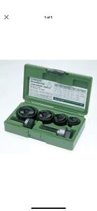 Greenlee Slugbuster Knockout Punch Set 7235bb 1 2 1 1 4 Conduit