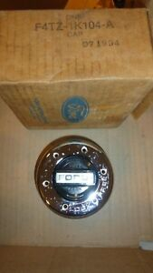 Nos 1994 95 Ford F250 Truck Front Locking Hub Cap Assembly F4tz1k104a