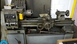 Sheldon Toolroom Lathe Model R15 6 Tooling Tooling Tooling