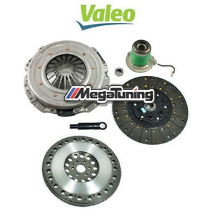 Valeo stage 2 Clutch Kit Chromoly Flywheel 2005 2010 Ford Mustang Gt 4 6l V8