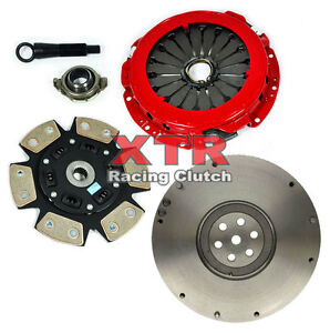Xtr Stage 3 Clutch Kit And Flywheel Fits 2000 2008 Hyundai Tiburon Elantra 2 0l