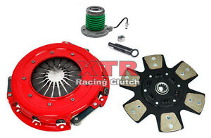 Xtr Stage 3 Ceramic Clutch Pro Kit For 2005 2010 Ford Mustang Gt Shelby Gt 4 6l