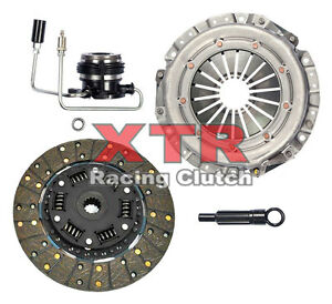 Xtr Hd Premium Clutch Kit W Slave Cylinder For 1987 1992 Jeep Cherokee 2 5l