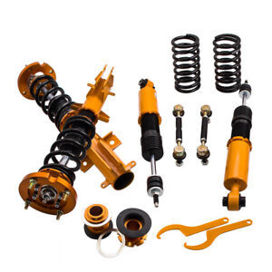 Tuning Coilovers Kits For 2005 2014 Ford Mustang 4th 24 Ways Adjustable Damper