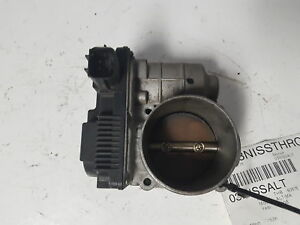 2003 Nissan Altima Throttle Body With Sensor Sera576 01