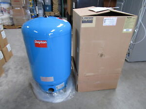 Dayton Precharged 44 Gallon Water Well Tank Model 3gvt8 New In Box