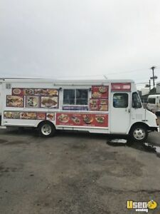 Workhorse Food Truck For Sale In New Jersey