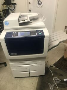 Xerox 5890 Workcenter B W Copier