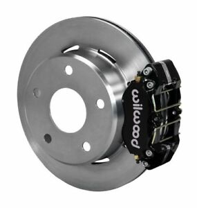 Wilwood 140 13322 Dynapro Lug mount Rear Parking Brake Kits Big Ford 2 36 Off