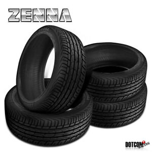 4 X New Zenna Sport Line 305 30r26 109v Quiet Highway Tire