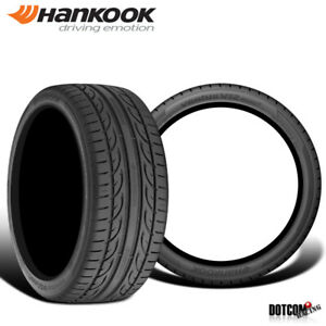 2 X New Hankook Ventus V12 Evo2 K120 215 40 18 89y Performance Summer Tire