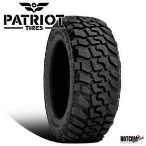 1 X New Mud Claw Extreme Mt 33 12 5r15 108q Extreme Mud Tire