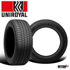 2 X New Uniroyal Tiger Paw Touring 225 50 17 94t All Season Tire