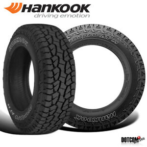 2 X New Hankook Rf10 Dynapro At m 265 75 16 114t Premium All terrain Tire
