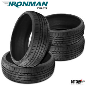 4 X New Ironman Imove Gen 2 As 195 50r15 82v High Performance Touring Tire