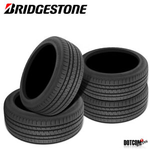 4 X New Bridgestone Dueler Hl Alenza Plus 265 70r16 112t All season Touring Tire