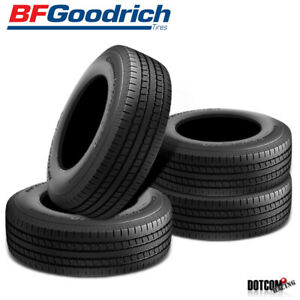 4 X New Bf Goodrich Commercial T a A s 2 265 75 16 123r Highway All season Tire
