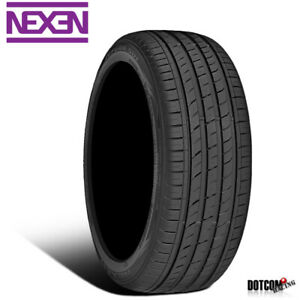 1 X New Nexen N Fera Su1 235 45 17 97w Performance Sport Tire