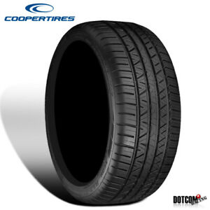 1 X New Cooper Zeon Rs3 G1 215 45r17 91w Ultra High Performance Tire