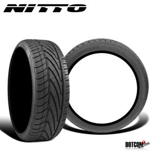 2 X New Nitto Nt Geo Neogen 215 45r17 91w Ultra High Performance Tire