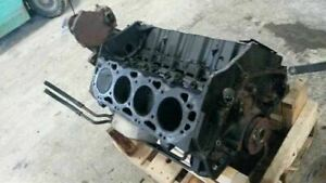 1991 Chevrolet Heavy Duty Truck Core Short Block Engine 8 366 10114183 546408