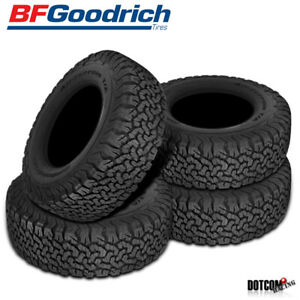 4 X New Bf Goodrich All Terrain T A Ko2 305 55 20 121 118s Traction Tire