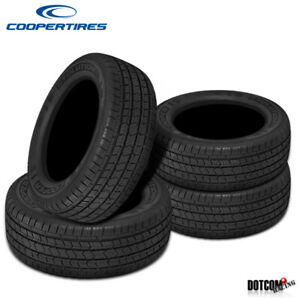 4 X New Cooper Evolution Ht 245 75 16 111t All Season Performance Tire