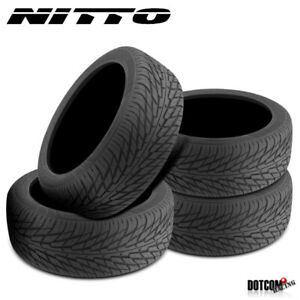 4 X New Nitto Nt450 Extreme 205 55 15 87v Highway Performance Tire