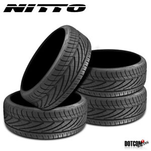 4 X New Nitto Nt Geo Neogen 205 40r17 84w Ultra High Performance Tire