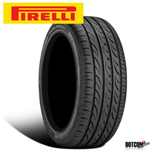 1 X New Pirelli Pzero Nero Gt 295 25r20 95y Summer Sports Performance Tire