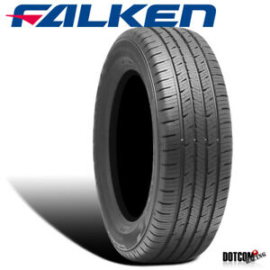 1 X New Falken Sincera Sn201 195 65r15 91h All Season Touring Tire