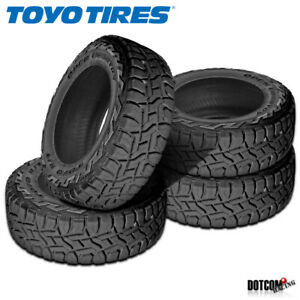 4 X New Toyo Open Country R t 35 12 5 17 121q All terrain Truck Suv Tire