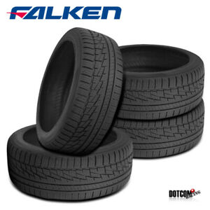 4 X New Falken Ziex Ze 950 245 40r17 95w All Season Radial Tires