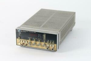 Hp 8111a 20 Mhz Pulse function Generator