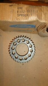 Nos 80 86 Ford Transfer Case Driven Sprocket 61t New Process Np208 Transmission