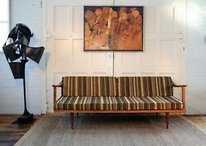 Mid Century Danish Modern Sofa Daybed Great Lines