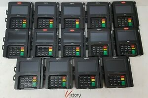 Used Ingenico isc250 Pos Credit Card Debit Chip Reader lot Of 14