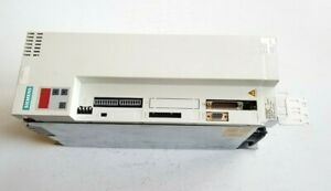 Siemens Masterdrives Dc ac Drive 6se7021 8tp50 Plastic Is Cracked