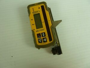 Trimble Spectra Precision Hl700 Laser Level Receiver Detector