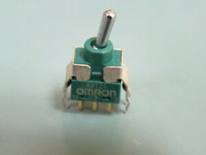 Omron Electronic Components A9t21 0014 Qty Of 6 Per Lot Switch Toggle Switch Br