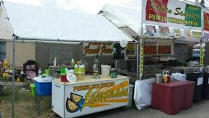 Concession Stand With Enclosed Trailer For Sale In Pennsylvania