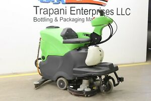 Ipc Eagle Ride On Floor Scrubber dryer floor Cleaning Machine warehouse Sweeper