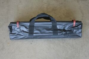 Enerpac Knockout Punch Carry Carrying Tool Box Case Bag Only Excellent Condition