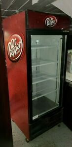 Habco Glass Front Refrigerated Merchandiser
