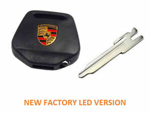 Porsche 911 912e 914 930 964 965 993 Led Lighted Key Head Blank