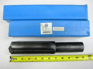 Allied Machine Engineering Indexable Spade 1 5 Drill 4 Carbide Milling 22040s